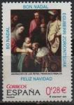 sellos de Europa - España -  Navidad (Adoracion de los Reyes Magos