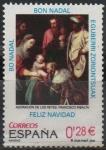 Stamps Spain -  Navidad (Adoracion de los Reyes Magos