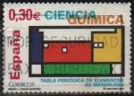 Sellos de Europa - España -  Ciencia