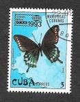 Stamps Cuba -  3521 - Exposición Filatelica Internacional (Bangkok)