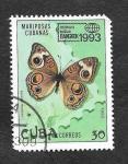 Sellos del Mundo : America : Cuba : 3524 - Exposición Filatelica Internacional (Bangkok)