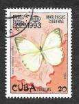Sellos del Mundo : America : Cuba : 3523 - Exposición Filatelica Internacional (Bangkok)