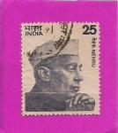 Stamps India -  Jawahalal Nehru