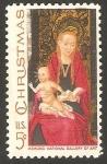 Stamps United States -  839 - Navidad