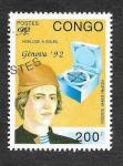 Sellos de Asia - República del Congo -  969 - Vicente Yáñez Pinzón