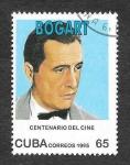 Sellos de America - Cuba -  Centenario del Cine