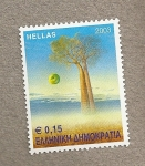 Stamps Europe - Greece -  Proteccion Madio Ambiente