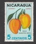 Stamps Nicaragua -  Mango