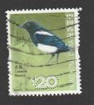 Stamps Hong Kong -  Cuervo