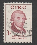 Stamps Ireland -  Arthur Ghinness