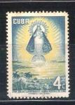 Sellos del Mundo : America : Cuba : RESERVADO CHALS Vigen de la Caridad