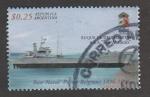 Stamps Algeria -  Buque de Desembarco San Antonio