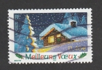 Stamps France -  Mejores deseos