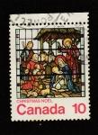 Stamps Canada -  Chrismas