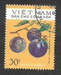 Sellos de Asia - Vietnam -  771 - Cainito
