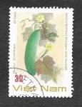 Sellos de Asia - Vietnam -  1906 - Frutas y Verduras