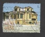 Stamps Cyprus -  Museo nacional en Nicosia
