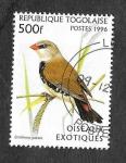 Stamps Togo -  1788 - Aves Exóticas