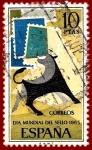 Sellos del Mundo : Europa : España : Edifil 1669 Día mundial del sello 1965 10