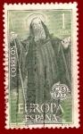 Sellos del Mundo : Europa : España : Edifil 1675 San Benito 1