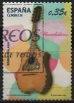 Stamps Spain -  Instrumentos Musicales