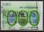 Stamps Spain -  Valores Civicos