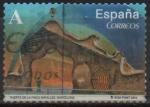 "Stamps of the world : Spain :  Arcos y Puertas Monumentales ""  Puerta d´l´finca Miralles Barcelona"""