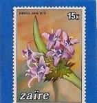 Stamps Africa - Democratic Republic of the Congo -  Plantas