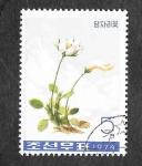 Stamps : Asia : North_Korea :  1261 - Plantas Alpinas