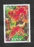 Sellos del Mundo : America : Guyana : 2407 - 700 Aniversario de la Confederación Helvética
