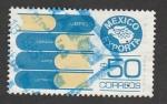 Sellos de America - México -  México exporta