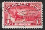 Stamps of the world : United States :  1 - Correos