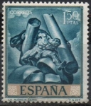 Stamps of the world : Spain :  La Audacia
