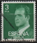 Stamps of the world : Spain :  Juan Carlos I