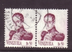 Sellos de America - Venezuela -  simón bolivar