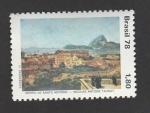 Sellos de America - Brasil -  Morro de San Antonio