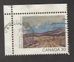 Sellos de America - Canadá -  Territorio del Yukon