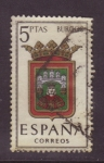 Stamps Spain -  burgos