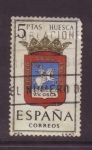 Stamps Spain -  huesca