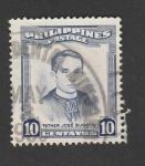 Stamps Philippines -  Padre José Burgos