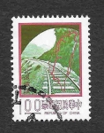Stamps Taiwan -  2009 - Línea de Ferrocarril