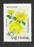 Stamps  -  -  FLORES, PLANTAS Y FRUTOS