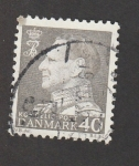 Stamps Denmark -  Rey Federico IX de Dinamarca