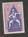 Sellos de Asia - Indonesia -  Ballet Ramayana