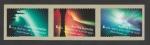 sellos de Europa - Finlandia -  Aurora borealis