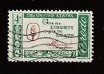 Stamps : America : United_States :  Dadme la libertad o dadmme la muerte