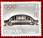 Sellos de Europa - España -  Edifil 1677 Asamblea del Comité Olímpico Int. 1