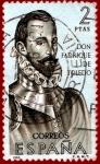 Sellos del Mundo : Europa : España : Edifil 1682 Don Fadrique de Toledo 2