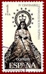 Sellos del Mundo : Europa : España : Edifil 1693 Ntra. Sra. de Antipolo 1