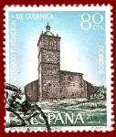 Stamps Spain -  Edifil 1720 Anteiglesia de Luno 0,80